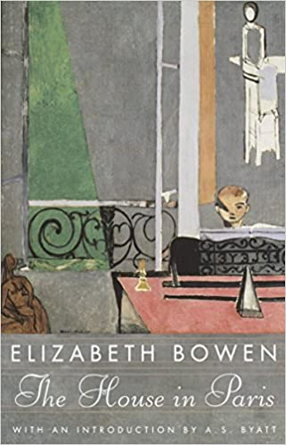 The House In Paris Amazon Fr Elizabeth Bowen Livres