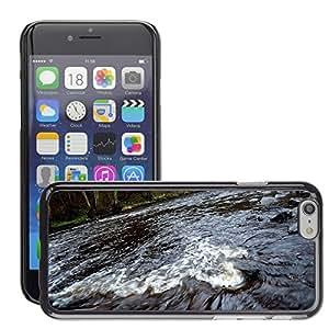 "Print Motif Coque de protection Case Cover // M00156851 Agua corriente de fondo del elemento // Apple iPhone 6 6S 6G 4.7"""