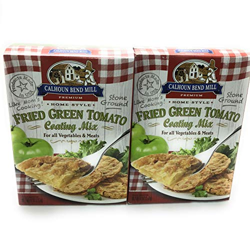 Calhoun Bend Mill Fried Green Tomato Coating Mix Pack of 2