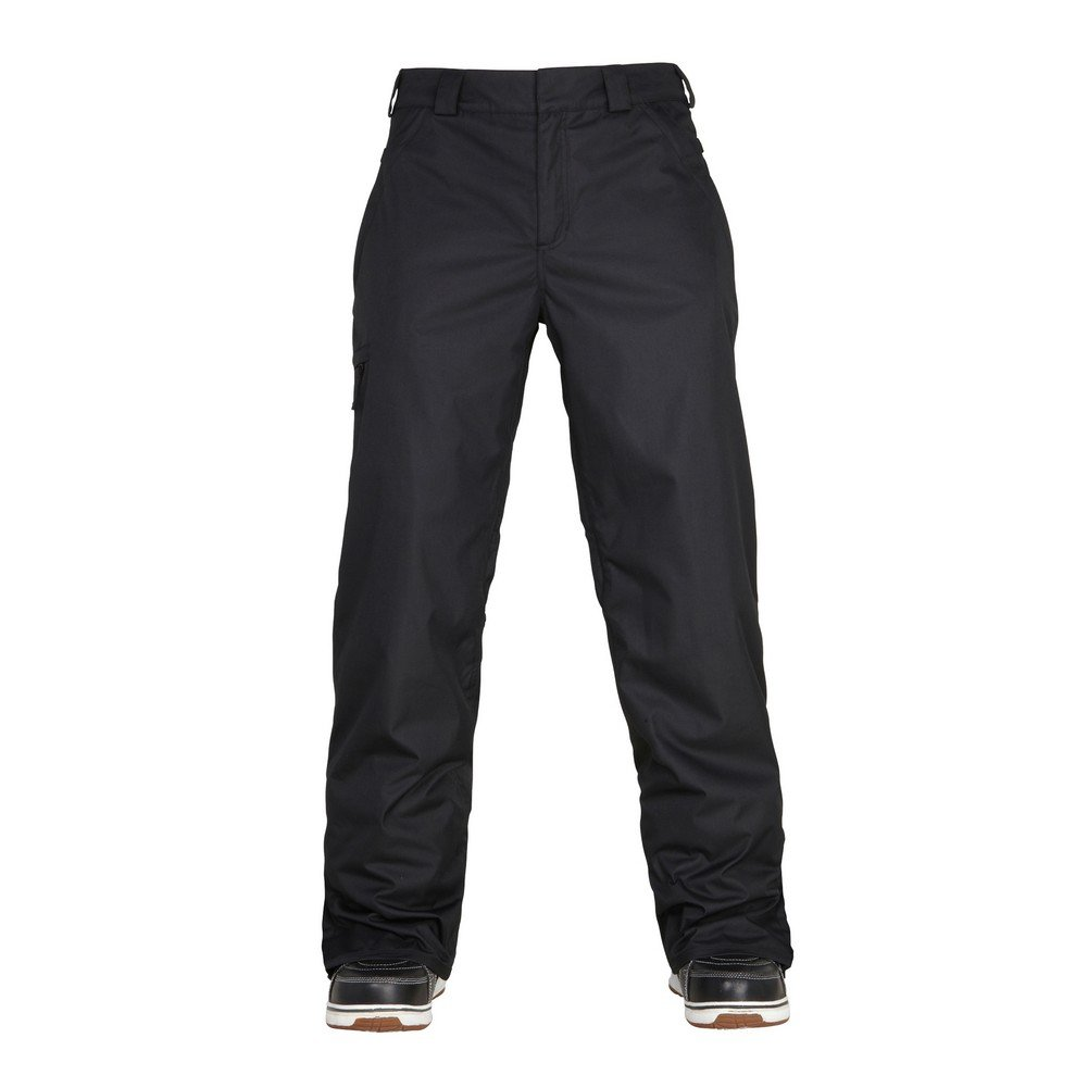 686 Men's Authentic Standard Pant Black 2 Pants by 686