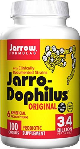 Jarrow Formulas Jarro Dophilus Original Capsules