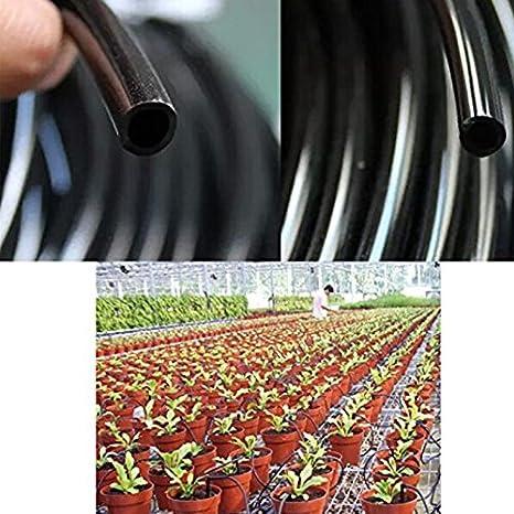 Toolmore 4 7Mm Riego De Jardines De Invernadero Tubo De Riego Automatico Guarniciones Accesorios Accesorios Automaticos Goteo Riego Por Goteo 15M