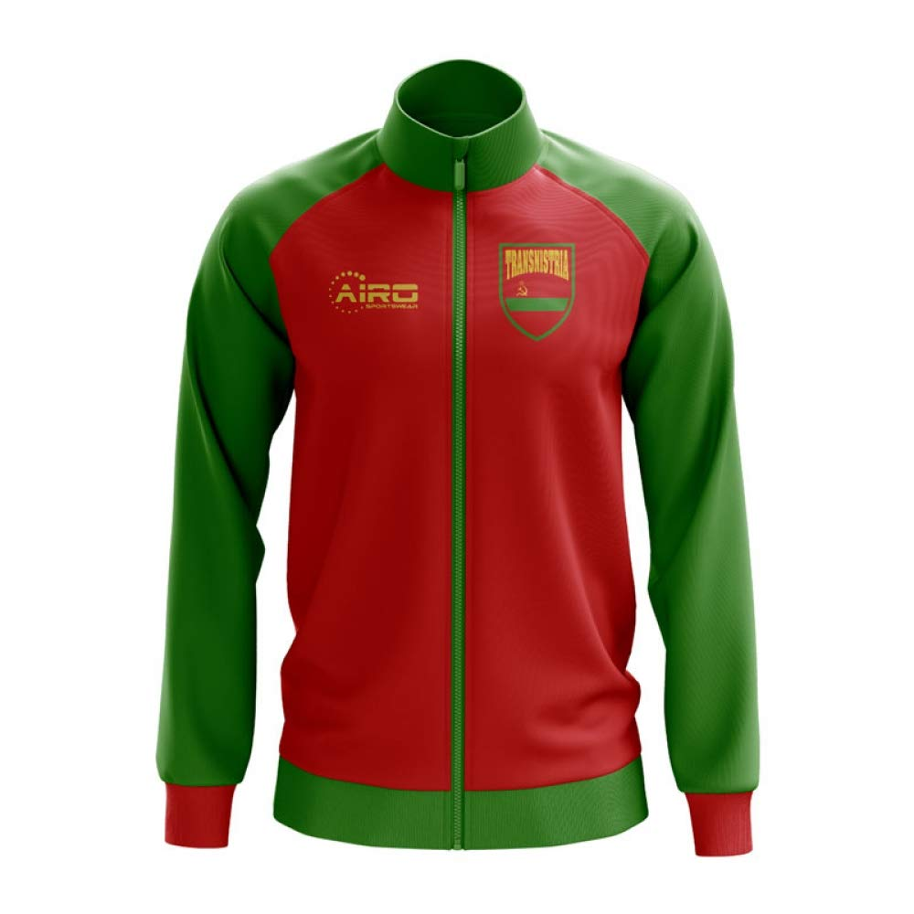 Airo Sportswear Transnistria Concept Football Track Jacket (ROT)