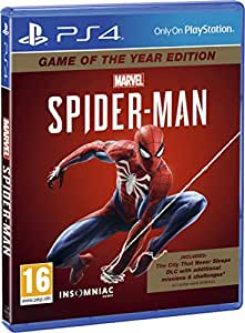 Spider-Man 2019 Game of The Year Edition (PS4) - UAE NMC Version