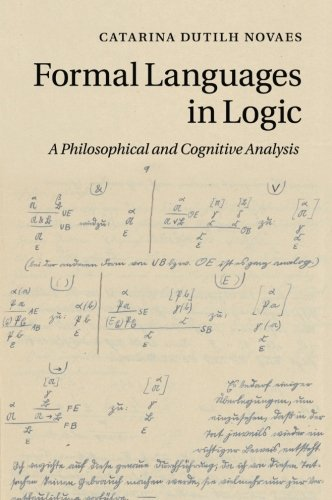 Formal Languages in Logic: A Philosophical and Cognitive Analysis by Cambridge University Press