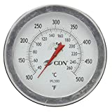 CDN IRL500 Long Stem Fry Thermometer