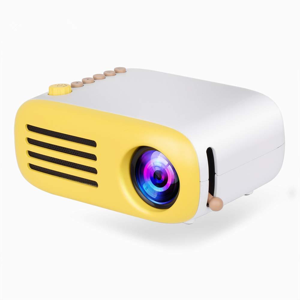 Mini Led Proyector de Bolsillo Home Beamer Kids Regalo USB Hdmi ...