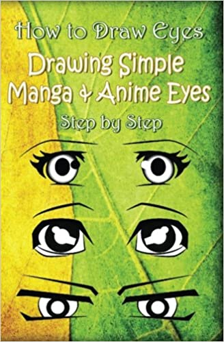How To Draw Eyes Drawing Simple Manga Anime Eyes Step By Step