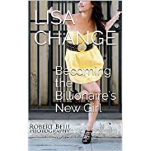 Becoming the Billionaire's New Girl: To catch a killer, he must become his dream girl. (transgender romance & thriller) (Gender Swap Spy Book 1)