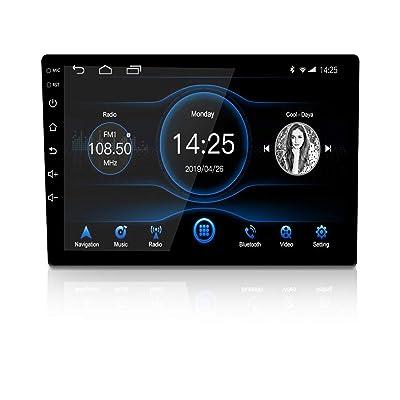 LEXXSON 10 inch Android 8.1 Car Radio 1024x600 GPS Navigation Bluetooth USB Player 1G DDR3 + 16G NAND Memory Flash: GPS & Navigation