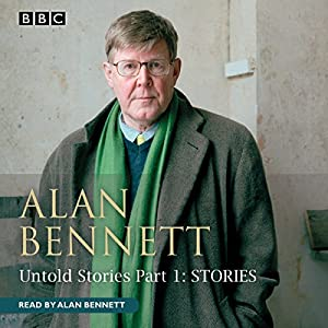 Alan Bennett Audiobook