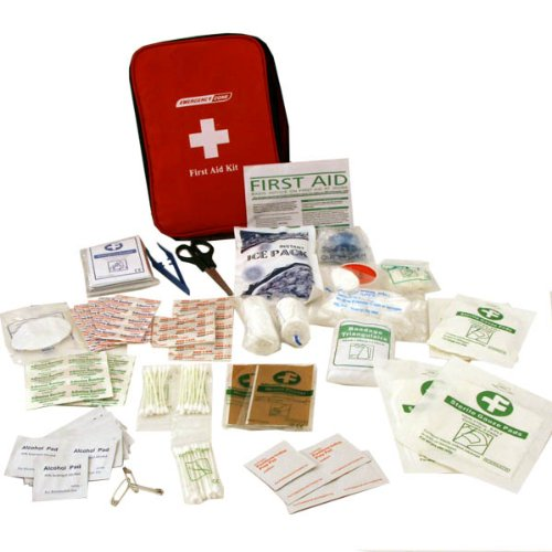 Emergency Zone 165 Pc First Aid Kit