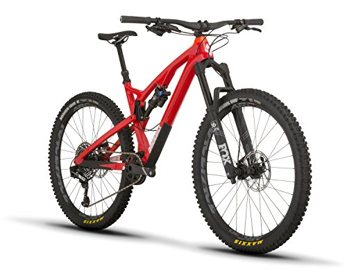e6056890cbc Amazon.com : Diamondback Bicycles Release 5 C Carbon Full Suspension Mountain  Bike, 15.5
