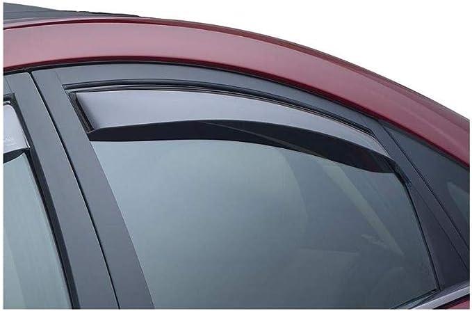 Front//Rear WeatherTech 82268 Side Window Deflector