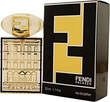 Fendi Palazzo Eau De Parfum Vaporisateur 50 Ml Amazonfr Beautã