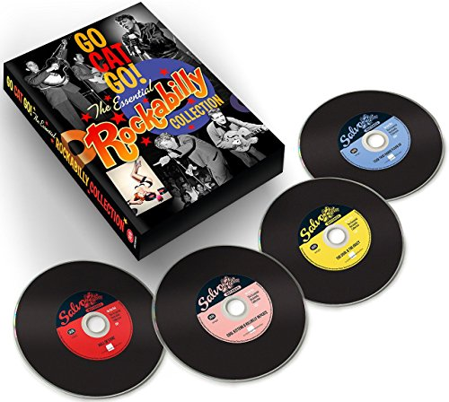 Go Cat Go: Essential Rockabilly Collection / Var (Unknown Artist Cat)