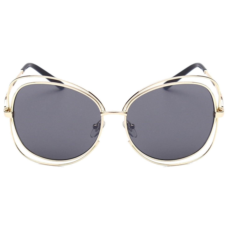 CUSHAPE ASG800026 2016 PC Lens Metal Metal Frames Sunglasses