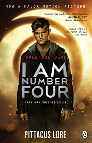 I Am Number Four (The Lorien - Nice Contact Number Deals