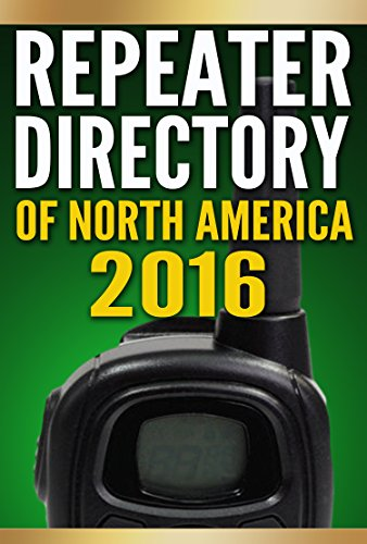 Repeater Directory of North America (Ham Repeater Directory)