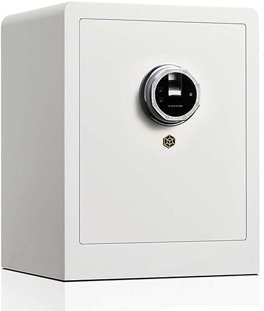 Convencionales Caja de Seguridad electrónica para el hogar con Caja de Seguridad Mediana para el hogar, pequeña Oficina Mini Huella Digital en la Caja Fuerte de la Pared Cajas Fuertes: Amazon.es: Hogar