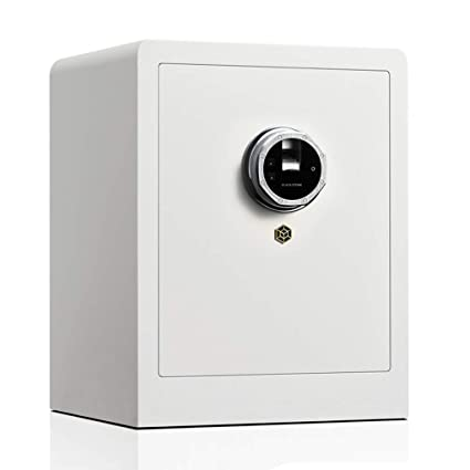 Cajas fuertes Caja de seguridad electrónica para el hogar con caja de seguridad mediana para el