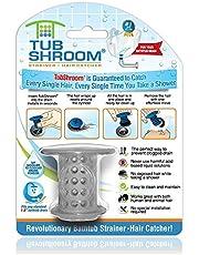Descuento en TubShroom The Revolutive - Protector de desagüe para Tina y Ducha, Gris, 1, 1