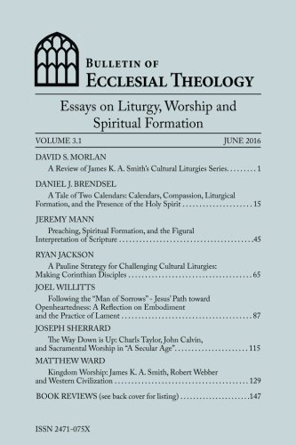 Check expert advices for bulletin of ecclesial theology?