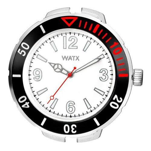 Reloj Watx Spy Rwa1624 Unisex Blanco