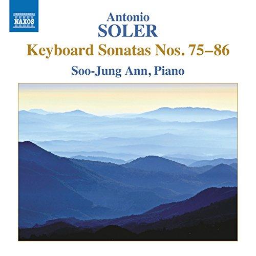 Price comparison product image Soler: Keyboard Sonatas, Vol. 8 - Nos. 75-86