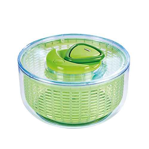 ZYLISS Salad Spinner Large Green