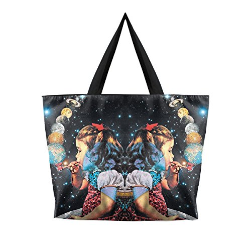 4 Handbags Lovelife' Fashion Bags Multiple Print Digital Casual Creative Pattern Shoulder qfn67xRw