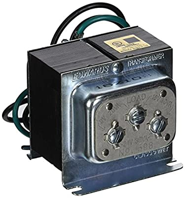 Edwards Signaling 598 120V 8/16/24V 30W Transformer
