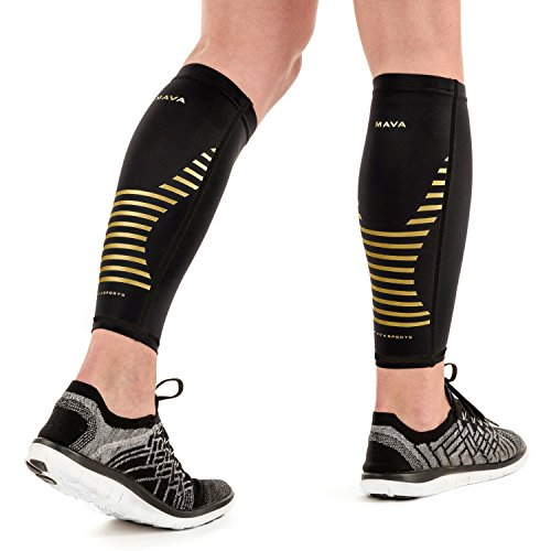 Mava Sports Sleeves Compression Runners