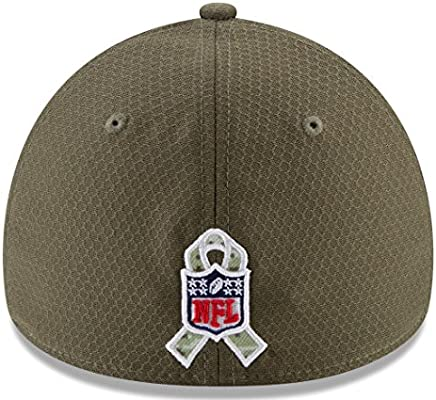 big sale 64a36 8a3ae Tennessee Titans New Era NFL 39THIRTY 2017 Sideline  quot Salute to  Service quot  Hat. Loading Images... Back. Double-tap to zoom