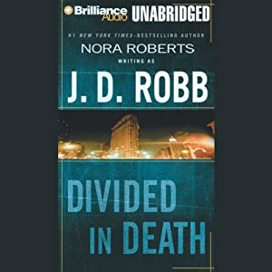 Divided in Death Audiobook