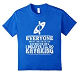 Kayaking T Shirt Kayak Boats Paddling Wa