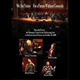 We Are Voices-For A Future Without Genocide-Live C [DVD] [Region 1] [NTSC] [US Import]