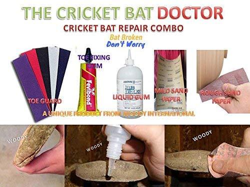 Great Master Cricket BAT Repair Combo Pack by C2C