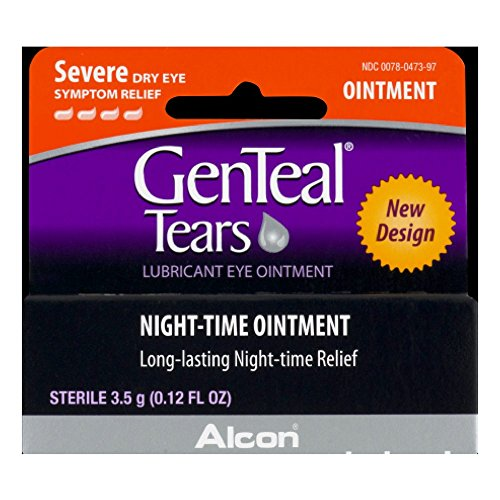 Genteal Pm Lubricant Eye Ointment - 1