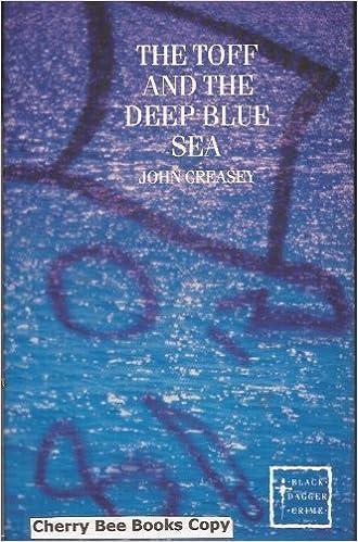 Book Toff and the Deep Blue Sea (Black Dagger Crime) by John Creasey (1990-10-02)