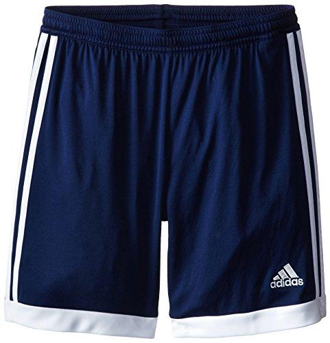 Jersey Kids Adidas Soccer - adidas Performance Tastigo 15 Shorts, Small, Dark Blue/White