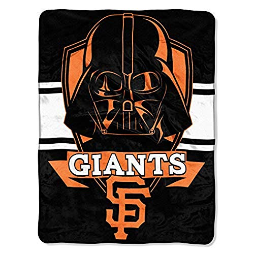 (Officially Licensed MLB San Francisco Giants Star Wars Cobranded