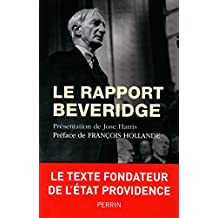 Le rapport Beveridge (French Edition)