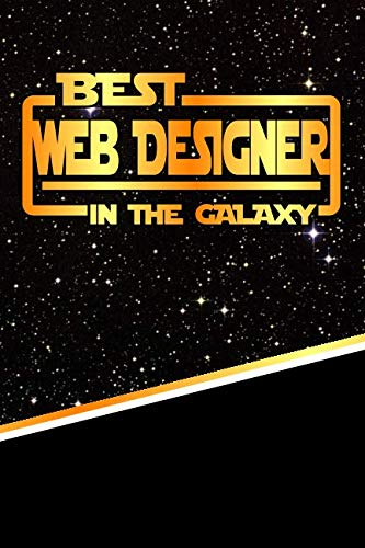 (The Best Web Designer In The Galaxy: Weekly Planner Notebook book 120 pages 6