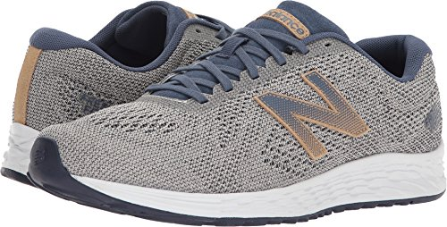 New Balance Men's Arishi V1 Fresh Foam Running Shoe, Vintage Indio/Moonbeam, 14 4E US