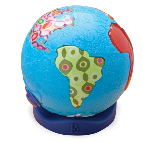 B. Global Glowball Musical Toy (Musical Globe)