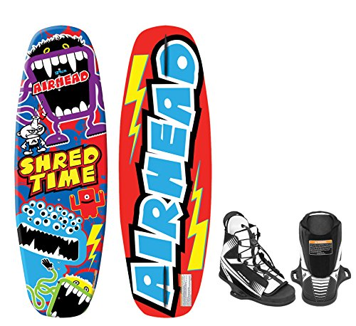 AIRHEAD Shred Time Wakeboard, Size 4-8