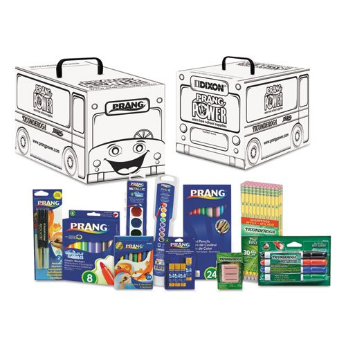 DIX43107 - Supply Teacher Kit in Storage Box by Dixon