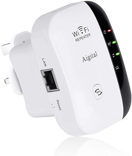 CZYSKY WiFi repetidor Amplificador Exterior, Amplificador de ...