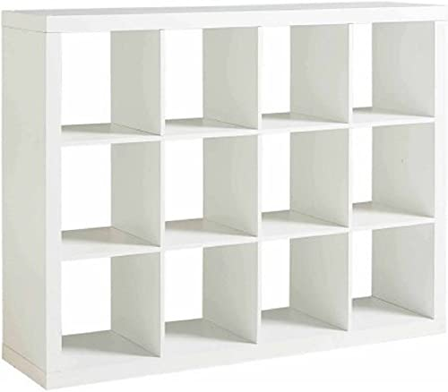 Better Homes and Gardens 12-Cube Organizer White